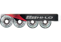 HI-LO Court 59 mm/76A - 4er-Set