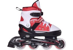 HEAD Adj. Inline Skate Cool - red